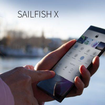 SailfishX