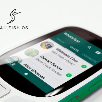 Sailfish3 Feature Phone